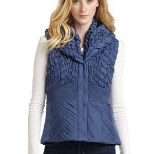 Ellie Tahari Meredith Down Puffer Vest